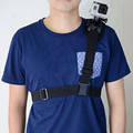 Gopro Accessories Shoulder Strap Mount for Gopro Hero 4 3 2 SJ4000 Action Camera Chest Harness