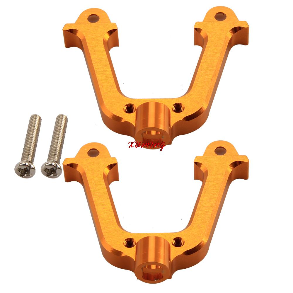 Upgrade Parts RC Aluminum Rear Shock Tower for 1/10 Rock Crawler 2pcs<br><br>Aliexpress