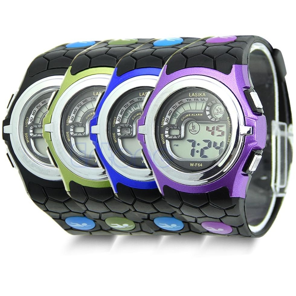 M126 Multi-Function Cool Sports Watch LED Analog Digital Waterproof Alarm Wrist Watch(China (Mainland))