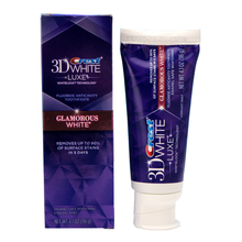 Crest 3d LUXE White Glamorous White Toothpaste Dental Toothpaste Whitening Toothpaste Oral Hygiene Dentifrice Teeth Whitening(China (Mainland))