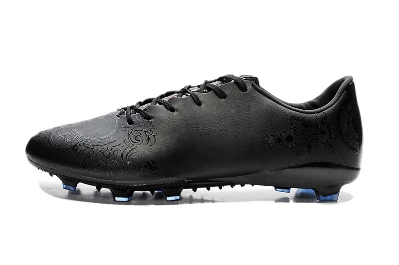 2015 Hot Sale New Arrival adiZero FG Football Boots Knight Pack Core Black High Quality Men's Soccer Shoes Outdoor Size 39-45(China (Mainland))