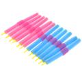 12pcs Set Hairdressing Hair Foam Curler Rollers Home Use DIY Flexible Rods Soft Foam Curler Bendy