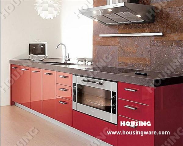 Modern Kitchen Furniture Lacquer Kitchen Cabinet Sale