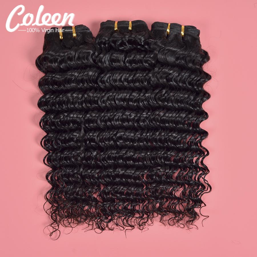 Cheap Peruvian Hair Peruvian Deep Wave 1pcs/lot  8