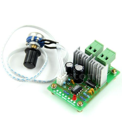 Hi-Q Pulse Width PWM DC Motor Speed Regulator Controller Switch 12V 24V 36V 10A New<br><br>Aliexpress