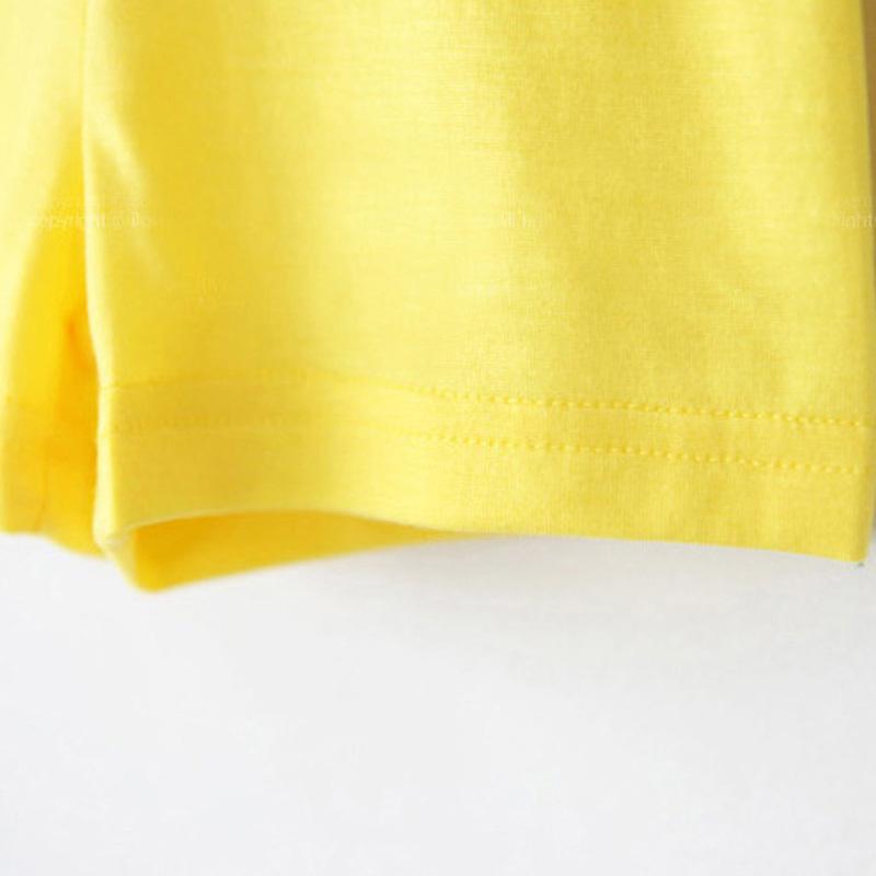 Малыш дети девочка безопасности шорты младенца летом стрейч шорты