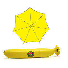 Buy Banana Paraguas Rain Parasol Umbrella Moschino Women Novelty Kids Gifts Protection Windproof Folding Umbrellas for $8.36 in AliExpress store