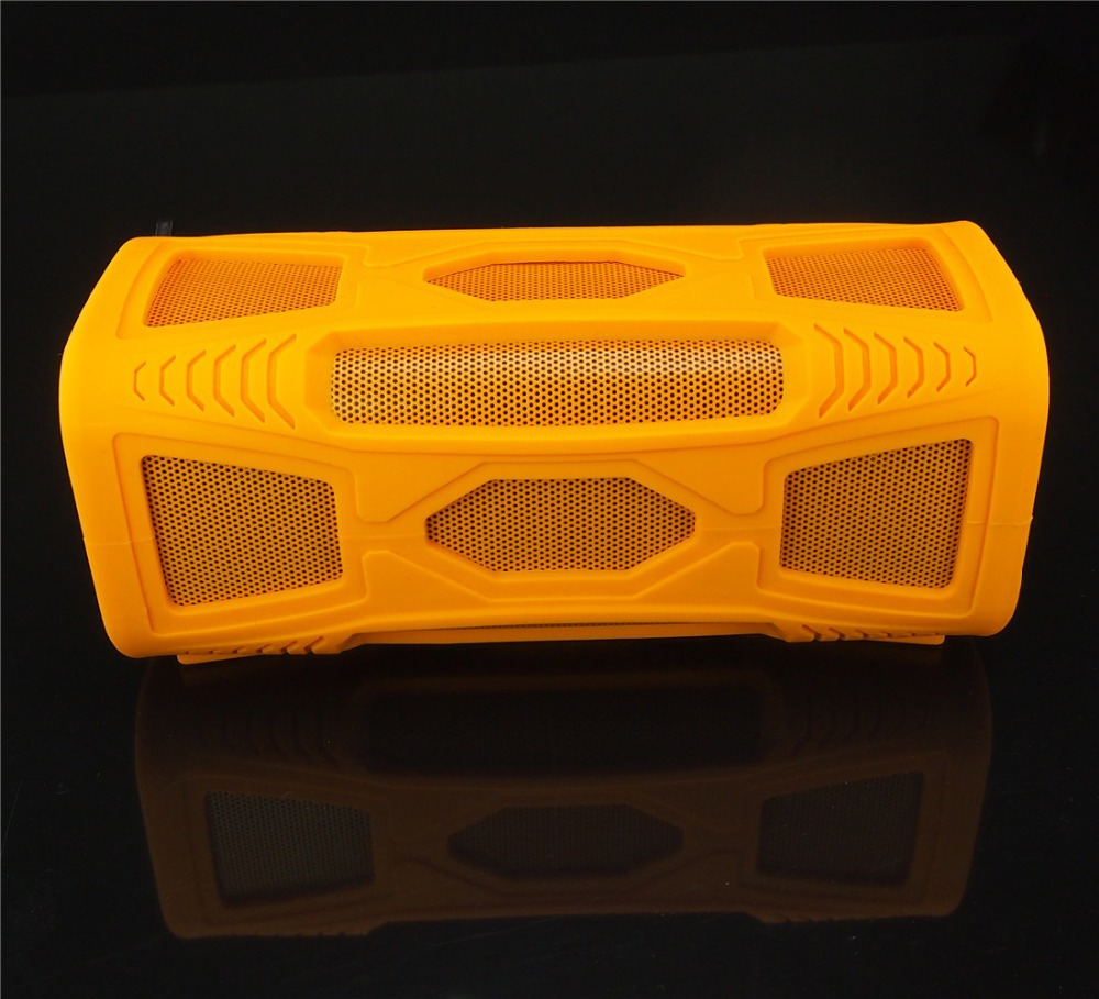 Mini music soundbar Waterproof CSR 4.0 10W Super Bass HI-FI infrared wireless bluetooth waterproof powerful outdoor speaker(China (Mainland))