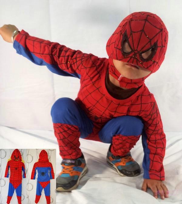 Костюмы человека паука своими руками 84
