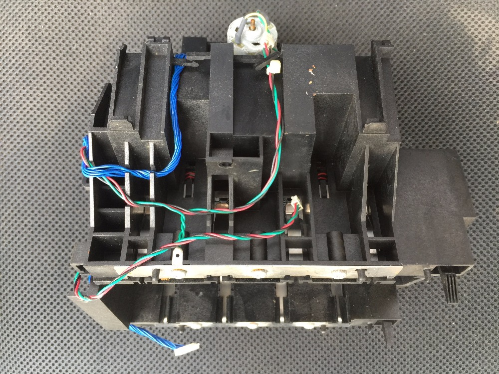 "ink cart ridges holder unit assembly for hp designjet 500 800 510 a0 a1 24"" 42"" printer(China (Mainland))"