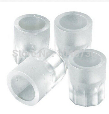 Rubber Ice Cube Shot Glass Freeze Mold Maker Shooters Tray Party Supplies Cool(China (Mainland))