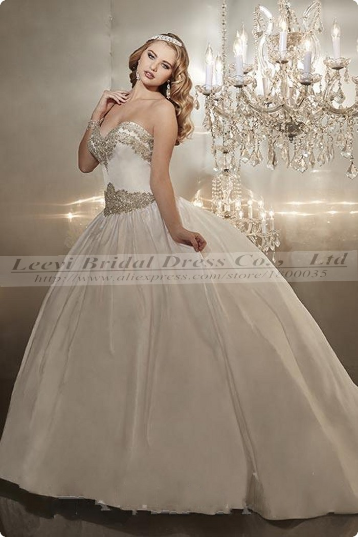 Kleinfeld Pnina Tornai Sweetheart Ball Gown Wedding Dresses | Gowns ...