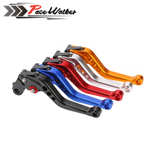 Buy Motorcycle Accessories CNC Clutch Brake Levers Honda CBR 600 F2,F3,F4,F4i 1991-2007 1992 1993 Short Size Black Handlebar for $12.16 in AliExpress store