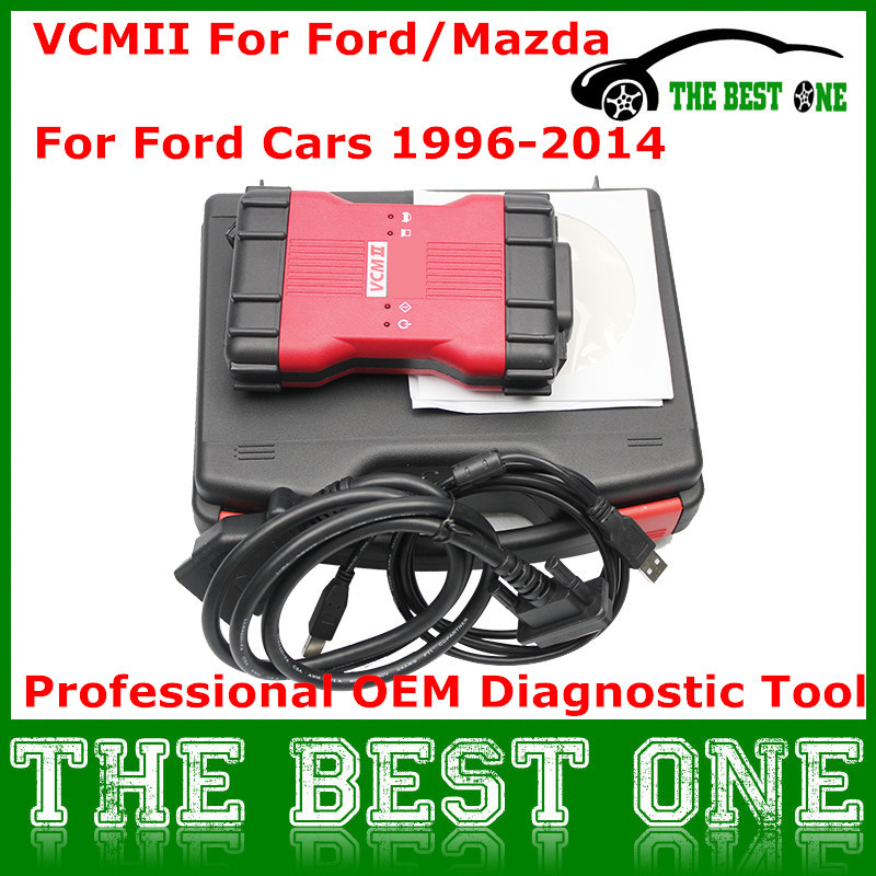 2015 Newest Version V95 For Ford VCM 2 Multi-function For Ford / Mazda VCM IDS VCM II Diagnostic Tool With 3 Years Warranty(China (Mainland))