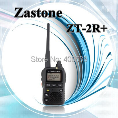 2014 Newest Zastone top-selling walkie talkie ZT-2R+ dual band VHF+UHF transceiver handheld two way radio ZT2R Upgraded version(China (Mainland))
