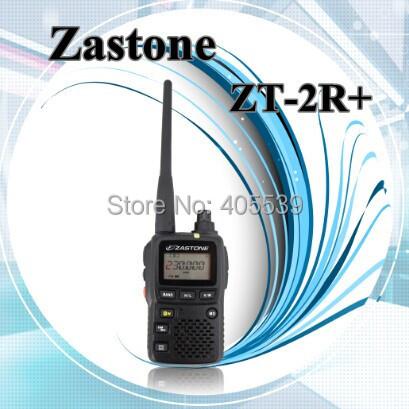 2014 Newest Zastone top-selling walkie talkie ZT-2R+ dual band VHF+UHF transceiver handheld two way radio ZT2R Upgraded version(China (Mainland))