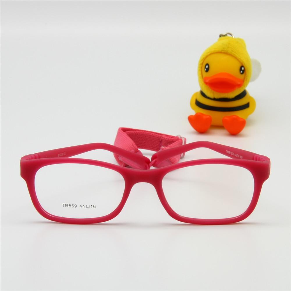 Children s Eyeglass Frame Manufacturers : Aliexpress.com : Buy Kids Glasses Frame with Strap Size 44 ...
