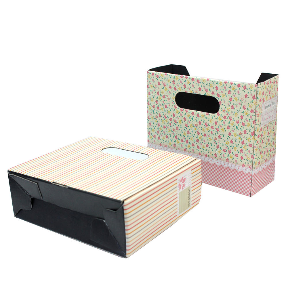 Decorative Boxes For Paper Storage : Popular cardboard decorative boxes buy cheap