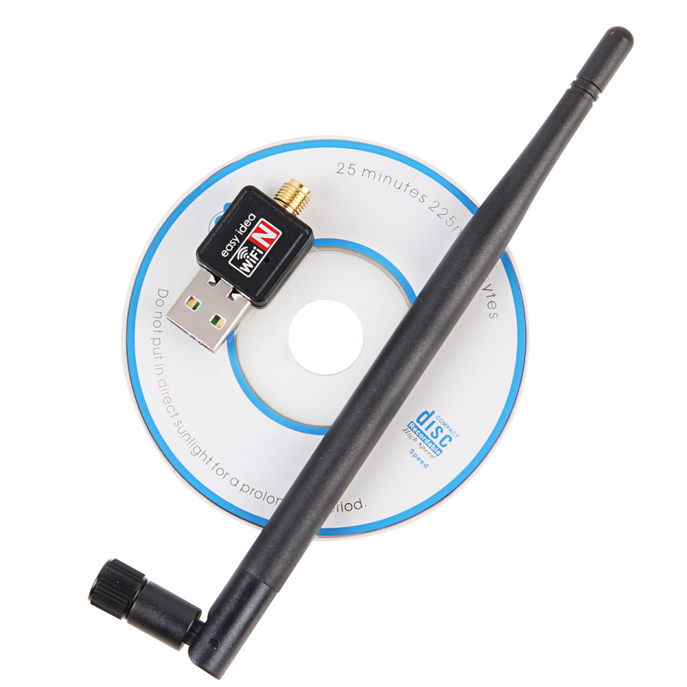 Wireless USB Wifi Antenna 150Mbps Mini Wifi Adapter 5dB USB Network Card Adaptador Wifi Dongle For Windows Wholesale 50pcs/lot(China (Mainland))
