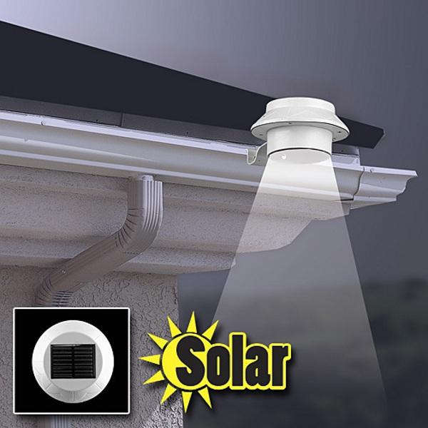 para el jardín luz Senser lámpara solar de lámpara de salida fiable