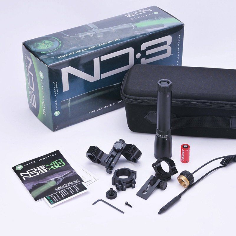 OEM Hunting ND3 x30 Long Distance High Power Green Laser Sight Genetics Designator with mounts(China (Mainland))