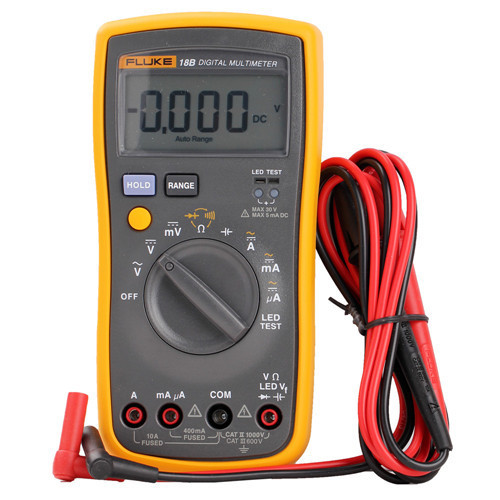 Fluke Digital Digital Multimeter Fluke 18b