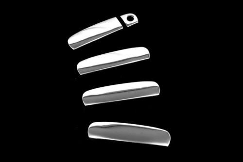 Гаджет  Car Styling Chrome Door Handle Cover FOR Audi A4 B5 96-01 None Автомобили и Мотоциклы