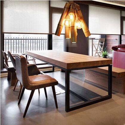 Promoción de Bambú Lámpara Colgante - Compra ...