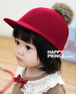 Excellent!Fashion Cute Kid Hat Baby Girl Cap For C...