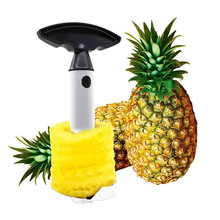 Easy Pineapple Peeling Knife Kitchen Gadgets Accessories Useful Fruit Pineapple Peeler Corer Slicer Cutter Manual Fruit Peeler
