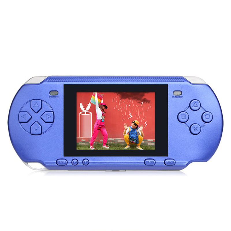 New Handheld Game Console Player 3.2 Inch Color Screen Bulit In Classic Games Support Tv Game Player(China (Mainland))