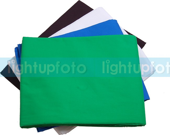 New Photo studio vedio photography 1 8m x 3m Photo Studio Solid Muslin Backdrop Background Green