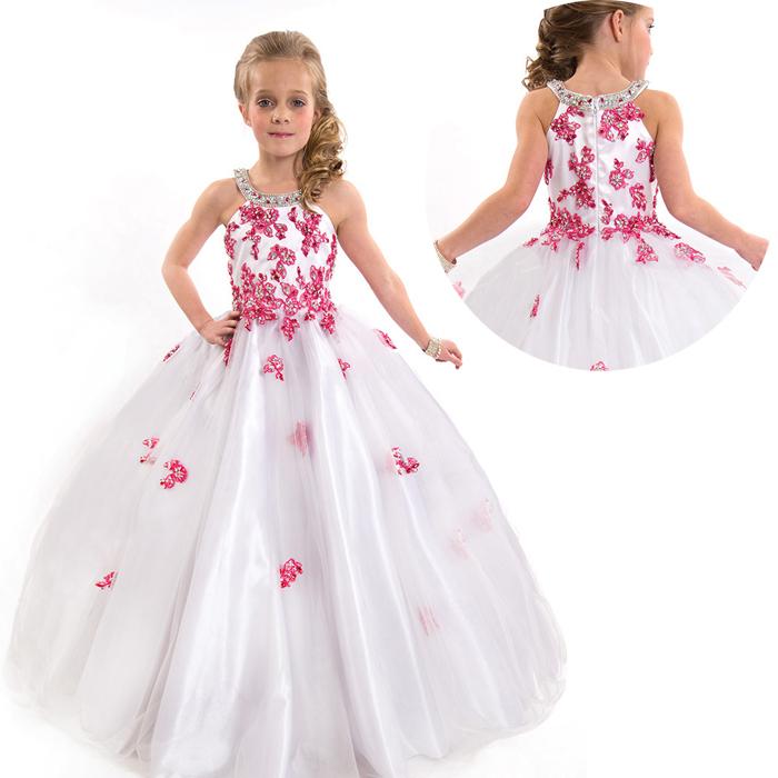 Indian modern dress - Aliexpress Com Buy 2015 Kids Beauty Pageant Dresses For Junior