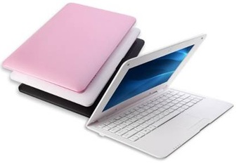 Android 4.0 netbook with 10.1 inch scren