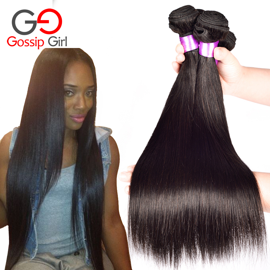Malaysian Straight Hair 6A virgin malaysian virgin hair Mixed Length 8