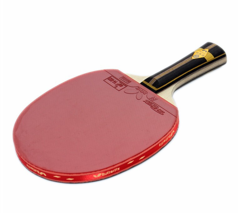 Butterfly SUPER-ZLC zhang jike blade+DHS hurricane 3 rubber+butterfly rubber/table tennis rackets/table tennis bats/ping pong(China (Mainland))