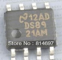 Car electronic chip DS89C21TM SOP-8 - Tianyu engine computer (ECU store)