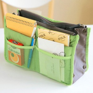 7 Colors Make up organizer bag Women Men Casual travel bag multi functional Cosmetic Bags storage