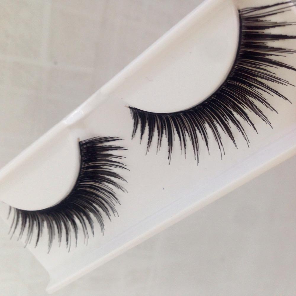 Natural Mink Eyelashes Ardel False Eyelashes Fake Eyelash Makeup Best Eye lashes Fashion Voluminous Soft Black Natural Hot Sale(China (Mainland))