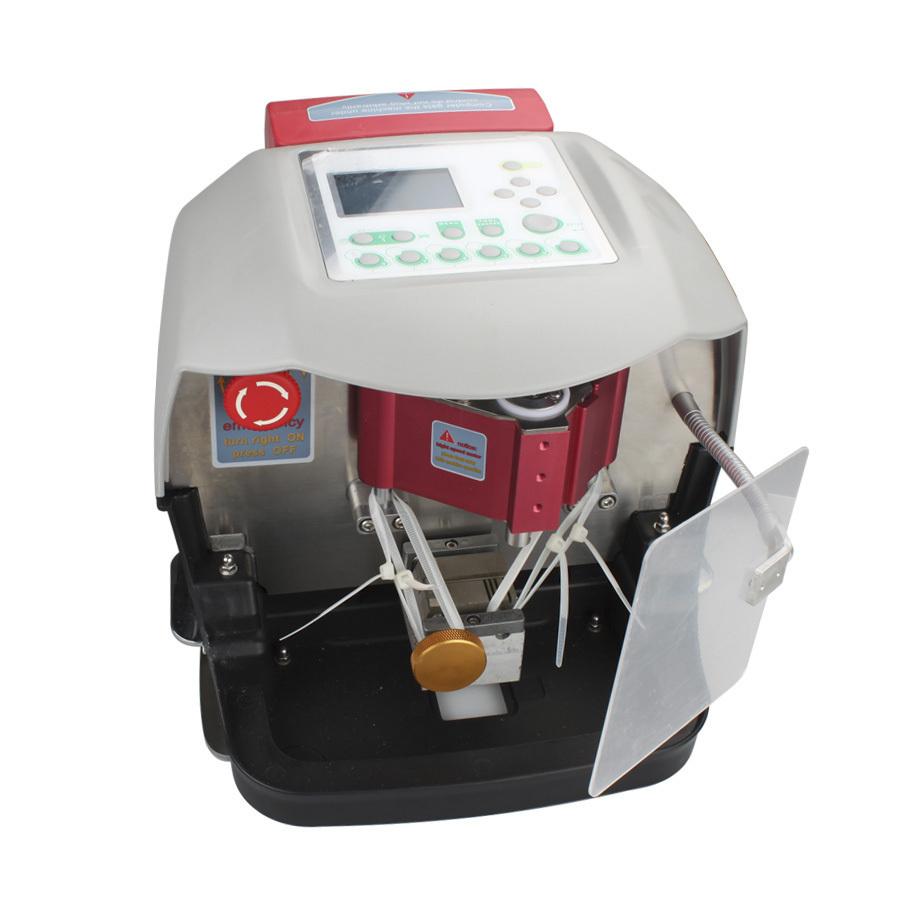 2015 Top-Rated Automatic V8/X6 Key Cutting Machine X6 Car Key Cutting Machine V8 Auto Key Programmer Fast x6 key machine by DHL(China (Mainland))