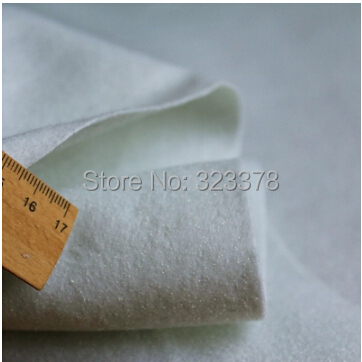 100*90cm/pc,3pcs/lot 100% Thin Cotton Fabric Batting Filler Patchwork Quilting for DIY Projects Toy Bag Lining/Interlinings(China (Mainland))