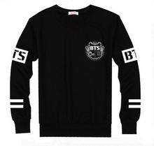 Kpop BTS Bangtan мальчики юнг кук JHOPE джин JIMIN V суга футболка костюм женщины осень с длинным рукавом капюшоном Outerwears одежда балахон