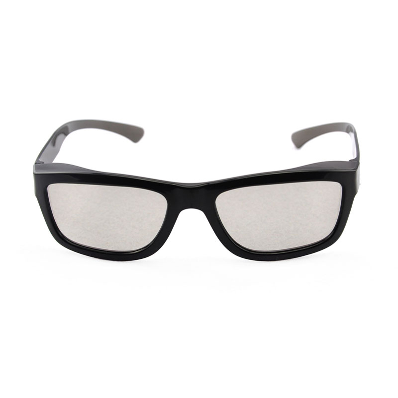 3 pieces lot 100 Brand New Cheap Circular Passive 3D Glasses for FPR Cinema LG