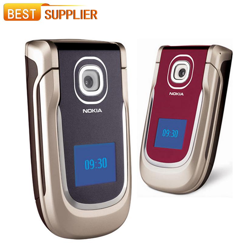 and Shipping Nokia 2760 Original Unlocked Mobilephone with Bluetooth FM Radio Java Games(China (Mainland))