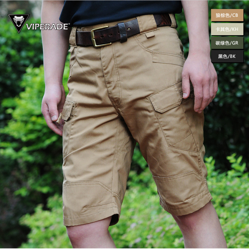 Outdoor Camping &amp; Hiking shorts summer casual shorts mens multi-pocket cargo shorts military tactics shorts free shipping<br><br>Aliexpress