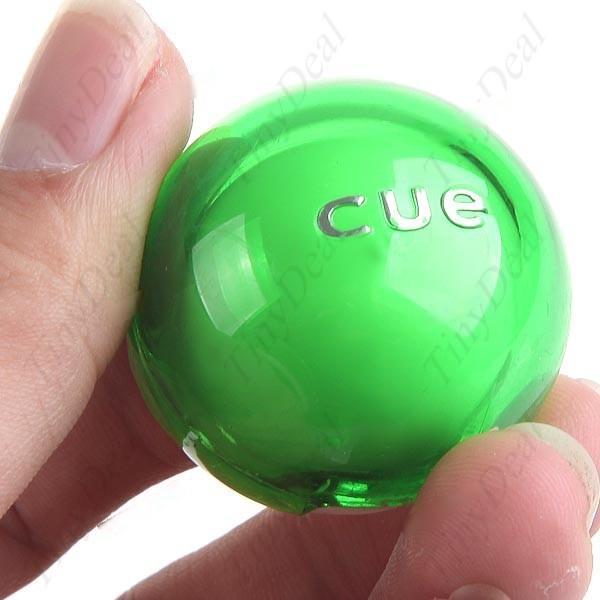Moblin Cute Vent Clip Mount Essential Ball Fresh Green Aroma Deodorant Aromatics for Automobile Car RIG-25853(China (Mainland))