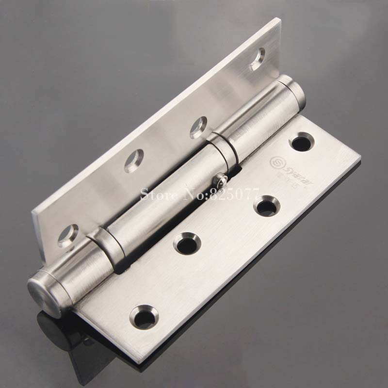 High quality ,Quiet hinge,304 Stainless steel positioning, springs buffering hinge, 90 degree , Hardware HM164(China (Mainland))