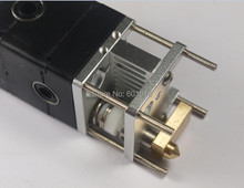 wholesale 3D printer um2 aluminum extruder for Ultimaker 2 hot end kit 0 4mm nozzle free