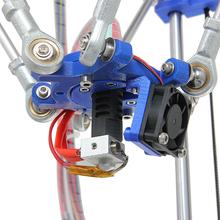 Auto Level New Upgraded Delta Rostock Mini G2 3D Printer Diy Kits Support 4 Materials Free