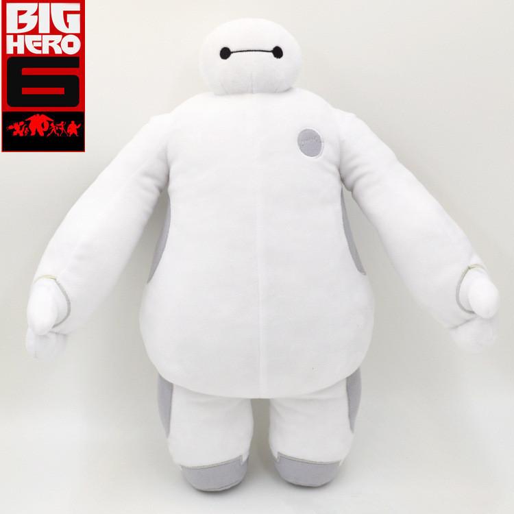 Free Shipping Movie & TV Big Hero 6 Baymax 20cm Plush Toys Stuffed Baby Dolls Best Gift For Children(China (Mainland))